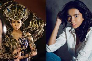 Gaya cantik Dea Rizkita, wakil Indonesia di Miss Grand Internasional