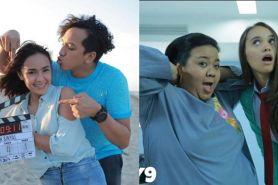 10 Foto serunya syuting film komedi Susah Sinyal karya Ernest Prakasa