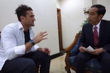 Jokowi ternyata juga suka lihat vlog Casey Neistat