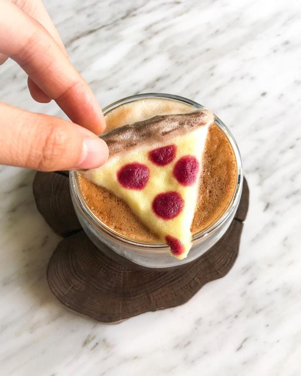 Latte Art 3D2 © 2017 brilio.net