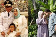 7 Momen persiapan Anies-Sandi jelang dilantik, mesra cium tangan istri