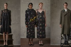 H&M X Erdem rilis koleksi fashion dengan motif indah & siluet romantis