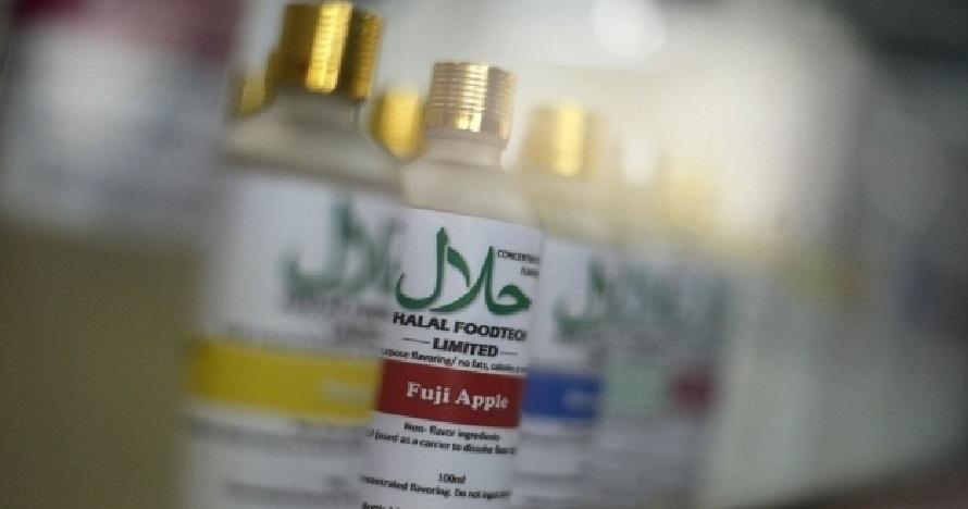 Produk halal berebut pasar kelas menengah muslim Indonesia