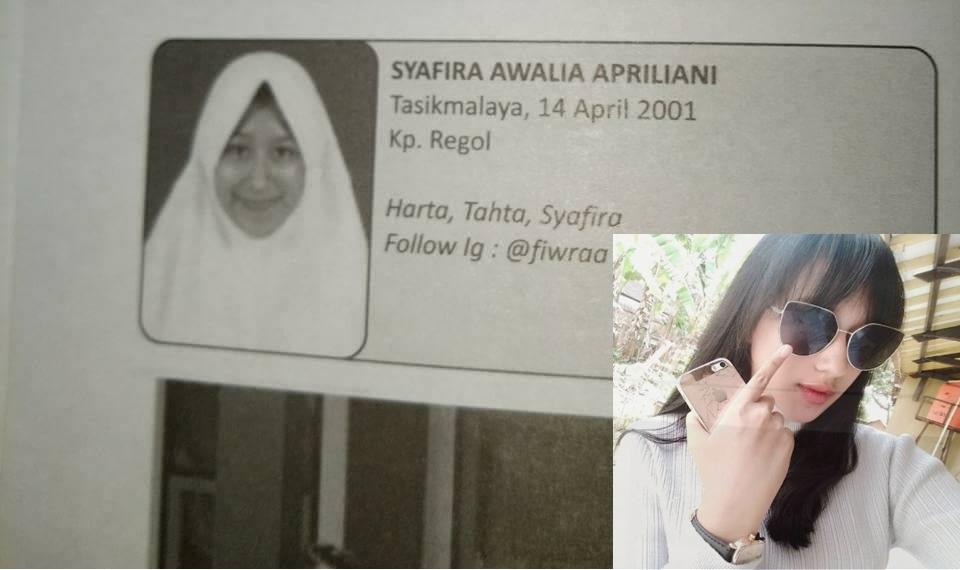 Pengakuan Fira, tenar berkat Harta Tahta Syafira di buku sekolah