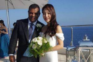 5 Fakta pernikahan kedua bos AirAsia dengan gadis cantik Korea