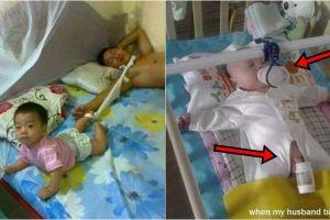12 Kelakuan ayah saat jagain anak ini bikin geleng-geleng, kocak abis!