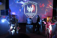 Nih turnamen e-Sport Asia Pasifik yang hadiahnya fantastis abis