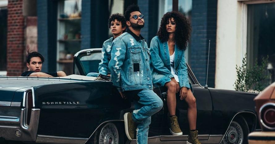 The Weeknd X Puma rilis koleksi kedua serba denim, simpel tapi chic