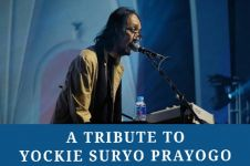 Para pelaku seni galang dana untuk pengobatan Yockie Suryo Prayogo
