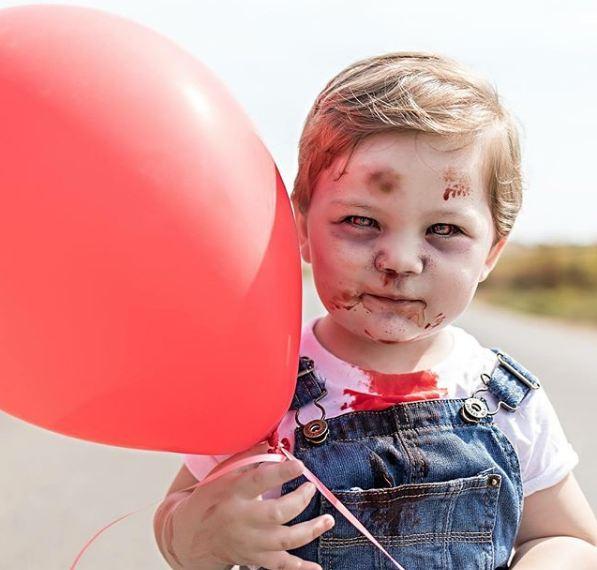 zombie anak © instagram/@amandajalvaresphoto