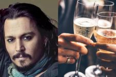 10 Publik figur dunia ini pecandu alkohol berat, mabuk jadi hobinya