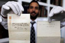 2 Resep hidup bahagia dari Einstein yang terjual Rp 20 M dalam lelang
