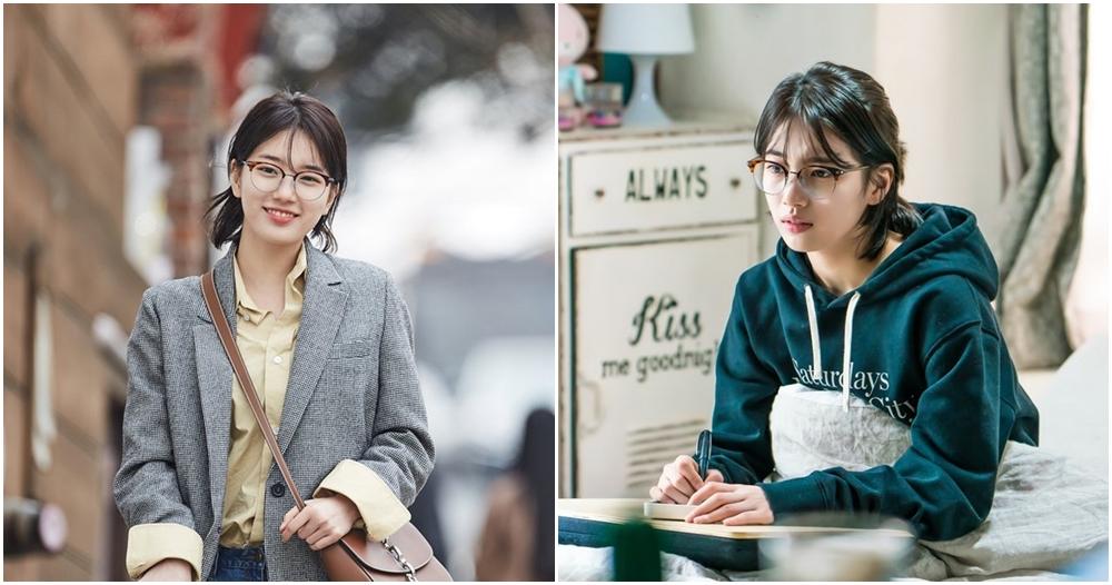 9 Gaya Suzy di 'While You Were Sleeping', cocok buat anak kuliahan