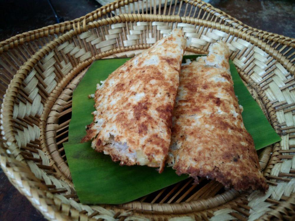 kuliner unik di pernikahan kahiyang © 2017 berbagai sumber