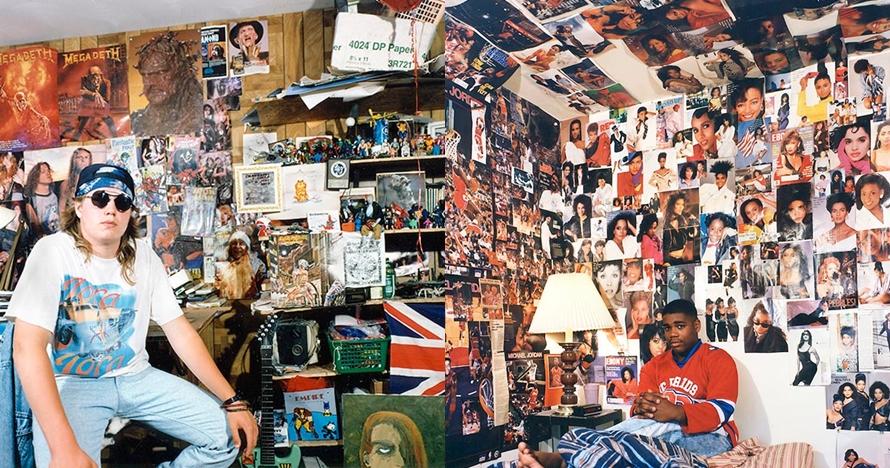 10 Penampakan kamar anak muda tahun 90an, poster artis bertebaran