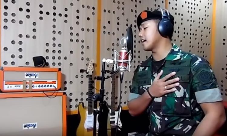 Despacito versi TNI ini bakar semangat kamu anak muda zaman now