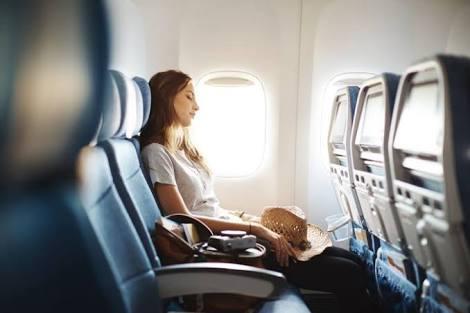 Kursi belakang di pesawat sangat menguntungkan lho, ini penjelasannya