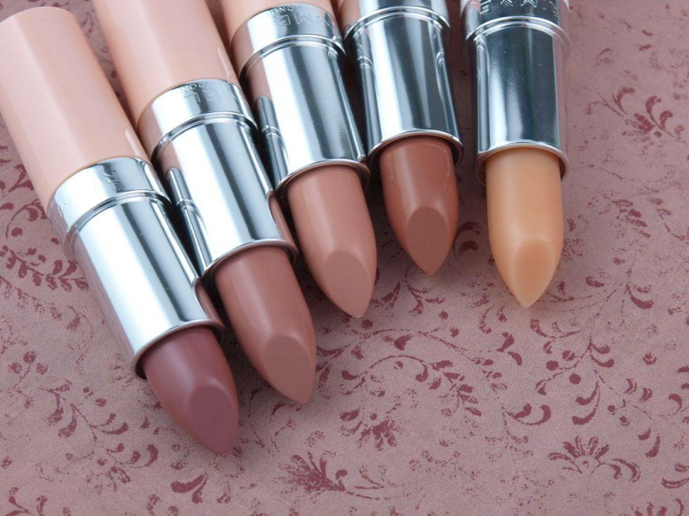 cara pilih lipstik nude warna kulit © 2017 berbagai sumber