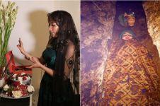 5 Aktris ini pernah lakukan ritual Kejawen, melestarikan budaya