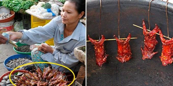 Masyarakat Vietnam gemar santap daging tikus, ternyata ini manfaatnya