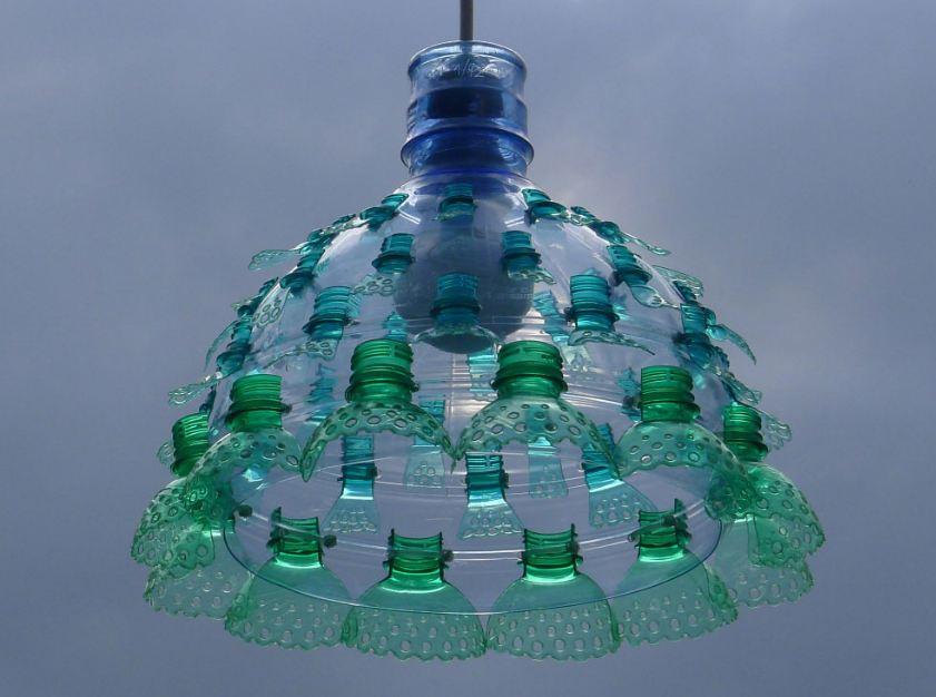 10 Lampu Hias Dari Botol Bekas Ini Tampak Mewah Bisa Jadi Inspir