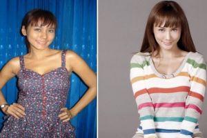 10 Transformasi Anita Hara, makin cantik menggoda