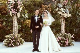 7 Outfit ala seleb undangan Song-Song Couple, bisa jadi inspirasi nih