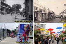 10 Potret perbandingan Bandung dulu vs kini, rapinya konsisten banget