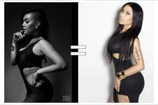 5 Alasan kenapa Denada layak disebut Nicki Minaj versi Indonesia