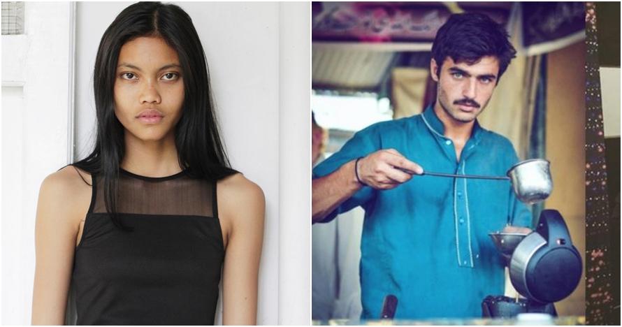 4 Orang biasa yang kemudian jadi model karena viral di media sosial