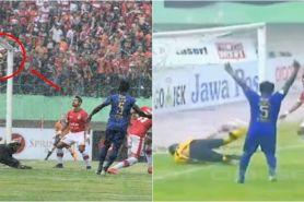 Soal gol kontroversi, ini beda Miroslav Klose dengan Bambang Pamungkas