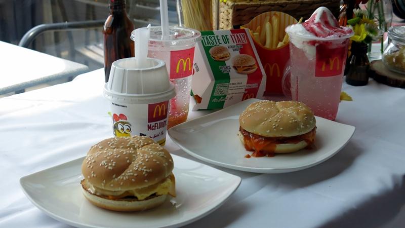 McDonald's Italia  © 2017 brilio.net