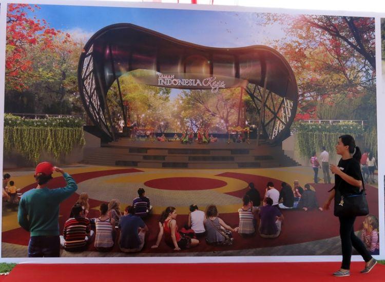 Taman KB di Semarang bakal disulap lebih futuristik, kayak apa ya?