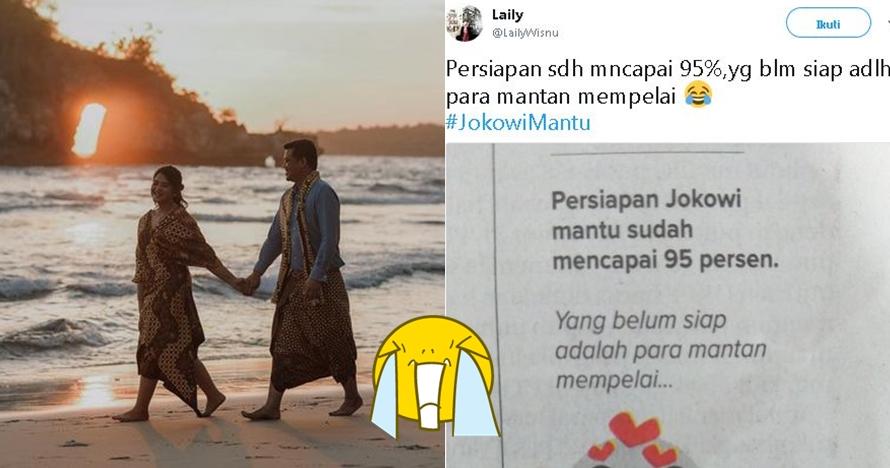 10 Cuitan kocak 'Jokowi Mantu' ini bikin ikutan ketawa lepas