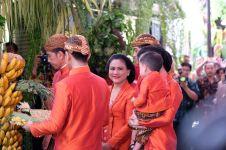 5 Potret bersahaja Ibu Negara Iriana jelang pernikahan Kahiyang-Bobby