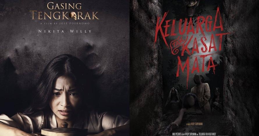 4 Film horor Indonesia ini siap menghantuimu di bulan November