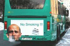 10 Kampanye ini ingatkanmu betapa bahayanya rokok, kreatif banget