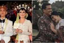 7 Foto beda pernikahan Kahiyang-Bobby & Gibran-Selvi, pakai adat Jawa