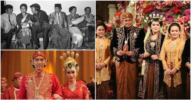 Anak Jokowi Yang Menikah