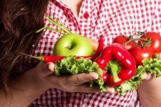 Pola hidup sehat dengan metode vegan dan vegetarian, apa bedanya ya?