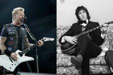 5 Gitaris terkenal ini tetap tampil meski terluka di atas panggung