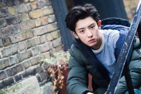10 Streetstyle Chanyeol EXO dalam balutan rancangan Tommy Hilfiger