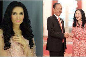 Dicap sombong karena tolak undangan Jokowi, ini klarifikasi Iis Dahlia
