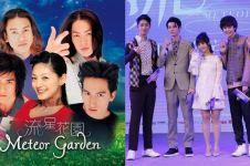16 Tahun berlalu, drama laris Meteor Garden akan direka ulang