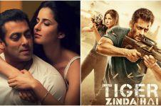 10 Bocoran aksi memukau Salman Khan & Katrina Kaif di film terbaru