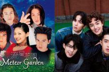 4 Aktor tampan ini perankan F4 di Meteor Garden versi 2018