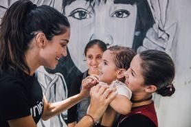 Louis Vuitton for UNICEF, harapan baru untuk korban Suriah