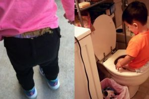 10 Kelakuan gokil anak ini dijamin menguji kesabaran orangtua