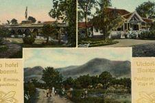 4 Brosur promosi wisata Sukabumi era penjajahan Belanda, epik banget