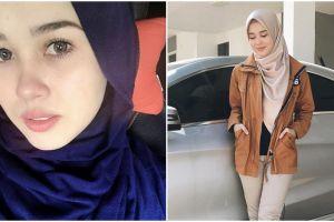 10 Foto artis Malaysia Emma Maembong, cantiknya saingi Laudya C Bella